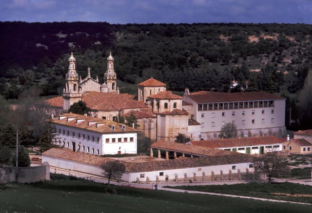 Monasterio De Santa Marina De La Espina, Castromonte, Valladolid