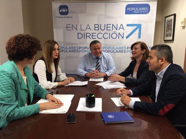 Reunión PP