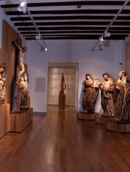 Interior Museo de La Rioja