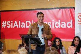 Sánchez defiende un único Estado español plurinacional y apunta que el PSOE andaluz también ha defendido esta vía