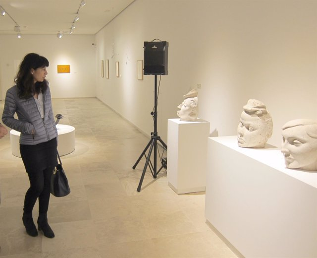Ana Redondo visita la exposición