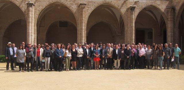 Marzà preside la constitución de la Mesa de la Cultura Valenciana