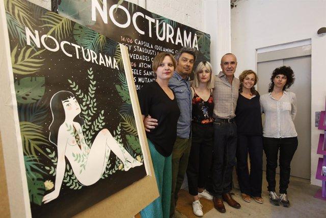 Presentación de Nocturama 2017