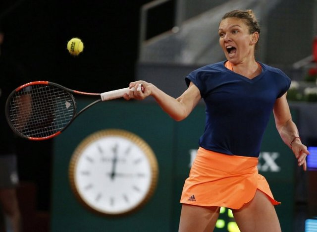 Simona Halep Mutua Madrid Open