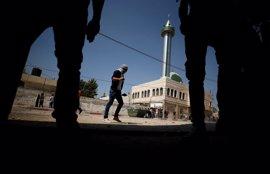 Muere un palestino durante unos choques entre manifestantes y policías en Cisjordania
