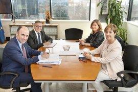 Euskadi y Navarra avanzan en el estudio de la conexión del corredor ferroviario navarro con la Y vasca