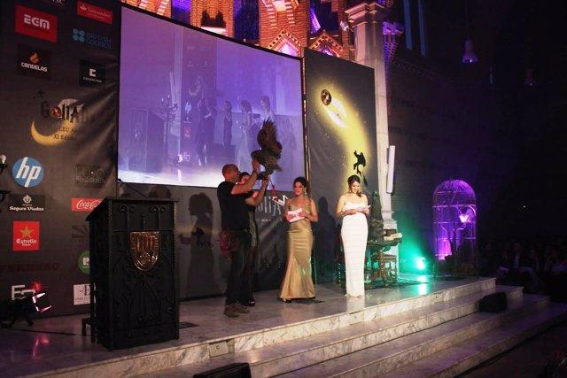Gala de entrega de los XI premios GoliADS UAO CEU de comunicación y publicidad