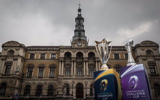 Finales europeas de Rugby de 2018