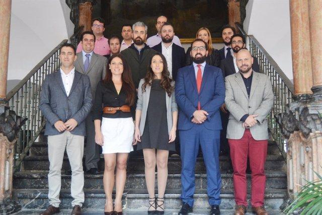Reelegida En Córdoba La Presidenta De Aje Andalucía, La Sevillana Mónica Moreno