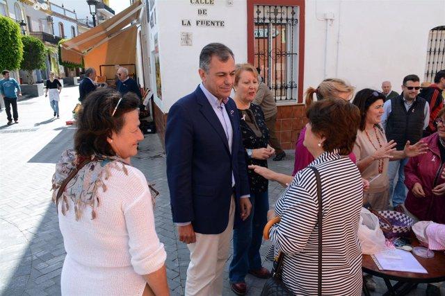 Ayuntamiento De Tomares: Nota De Prensa Y Foto (Fibro Reto Sensibiliza A La Pobl