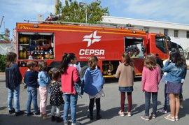 Más de 700 personas conocen Cepsa en Huelva a través de las Jornadas de Puertas Abiertas