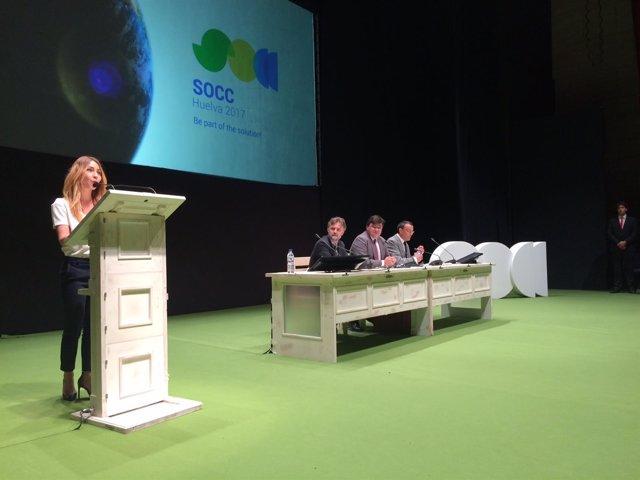 Clausura del Congreso Internacional sobre Cambio Climático.