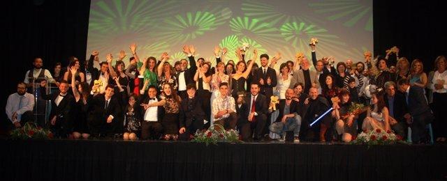 Gala de clausura festival