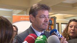 """Catalá asegura que Rajoy """"no es una persona fácil para meterle ningún tipo de chantaje"""""""