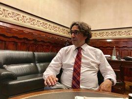 """El PSC ve un """"escándalo"""" que Forcadell apele a su inviolabilidad parlamentaria"""