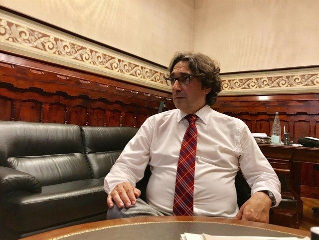 David Pérez, PSC