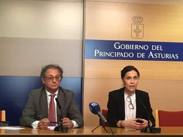 Carlos Monasterio y Dolores Carcedo