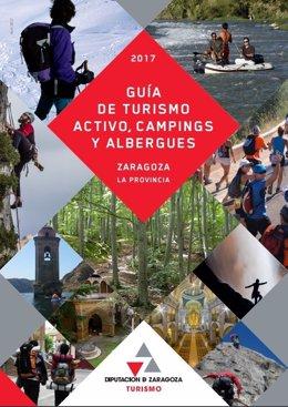 Ndp. La Diputación De Zaragoza Edita Una Guía Sobre Las Empresas De Turismo Acti