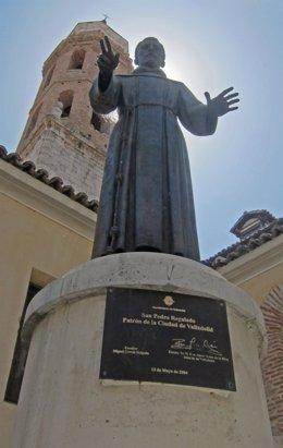 Imagen de San Pedro Regalado.