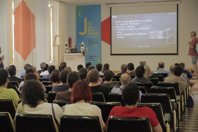 Evento internacional sobre Big Data en La Térmica