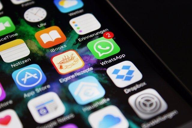 Mensajes en WhatsApp