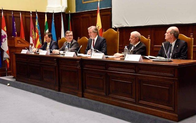 Reunión Consejo de Universidades