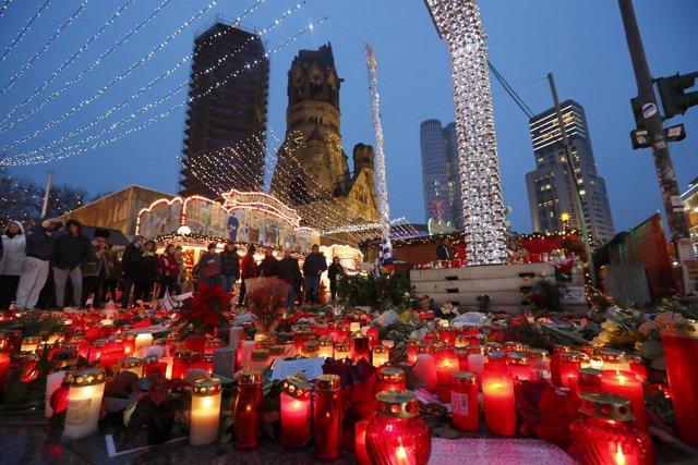 Mercado navideño atacado en Berlín reabre