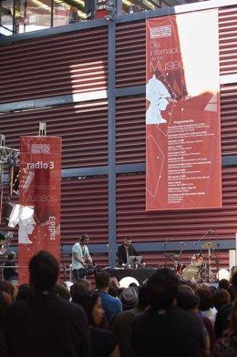 Actividad en el Reina Sofía por el Día Internacional de los Museos