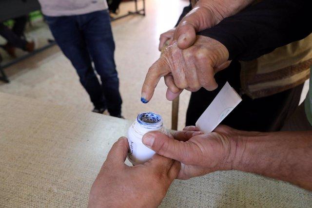 Elecciones locales en Cisjordania