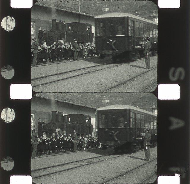 Fotograma de las proyecciones.