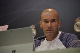 """Zidane: """"Manejar a personas es más importante que la táctica"""""""