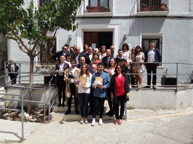 Ureña Premios Alpargata Cervera