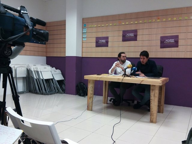 Emilio León y Segundo González
