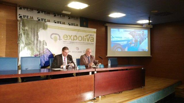 Ferias Jaén comunica el balance de Expoliva