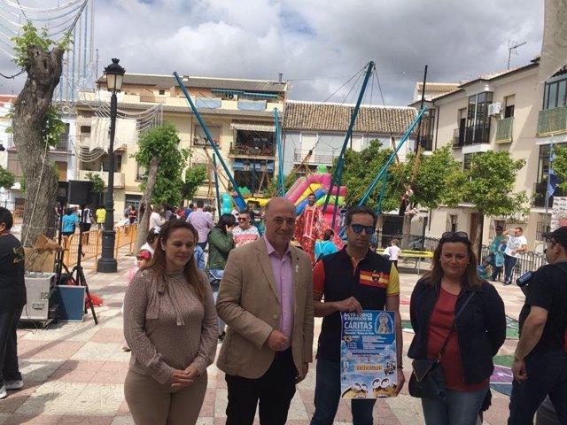 Colaboración Diputación con asociación 'Morenita de Rute'