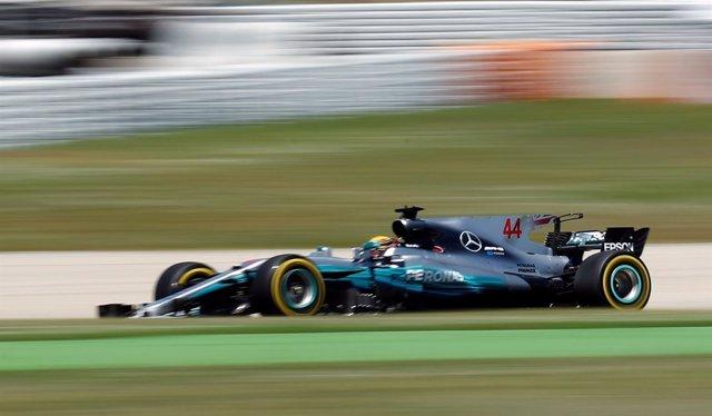 Lewis Hamilton Gran Premio España Barcelona-Catalunya