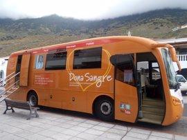 La campaña de donación de sangre del ICHH estará la próxima semana en Gran Canaria, Tenerife y La Gomera