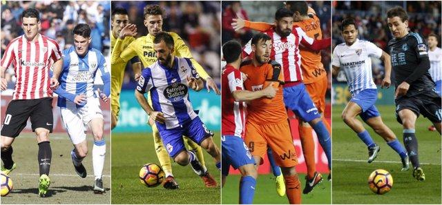 Penúltima jornada Liga LaLiga
