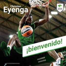Unicaja ficha al congoleño Eyenga hasta final de temporada para suplir al lesionado Adam Waczynski