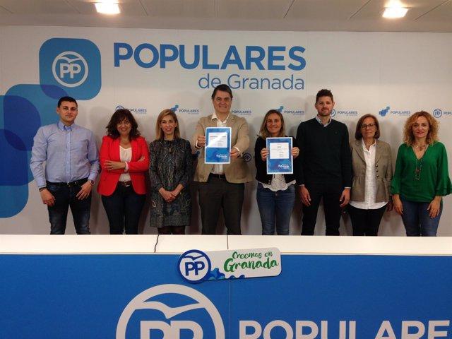 El PP de Granada presenta ponencias de su Congreso Provincial