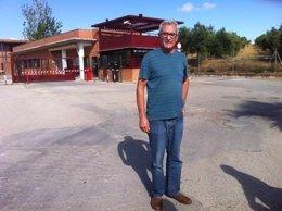 El diputado de Unidos Podemos por Jaén, Diego Cañamero