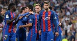 Piqué y Sergi Roberto, fuera de la convocatoria del Barça para visitar a Las Palmas