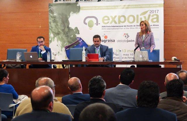 Oleícola Jaén informa de su plan estratégico en Expoliva