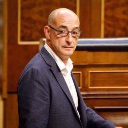 Féliz Alvarez, diputado nacional de Ciudadanos por Cantabria