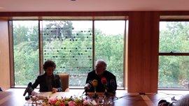 """Plácido Domingo pide más educación musical para jóvenes y celebra la bajada del IVA: """"Hay que dar facilidades"""""""
