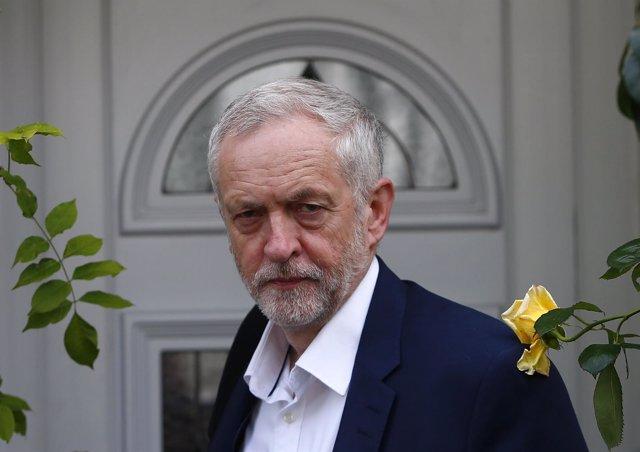 El líder del Partido Laborista británico, Jeremy Corbyn