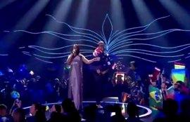 Eurovisión 2017: Un espontáneo australiano protagoniza el momento más sonrojante de la gala