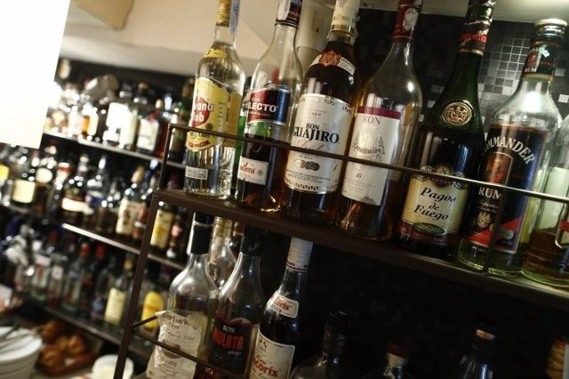 Imagen de archivo de un bar