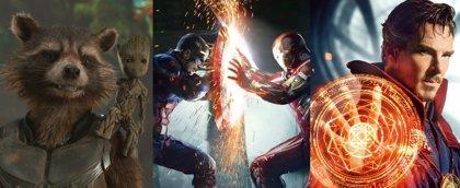 De Iron Man a Guardianes de la Galaxia 2: Todas las películas de Marvel Studios, de peor a mejor