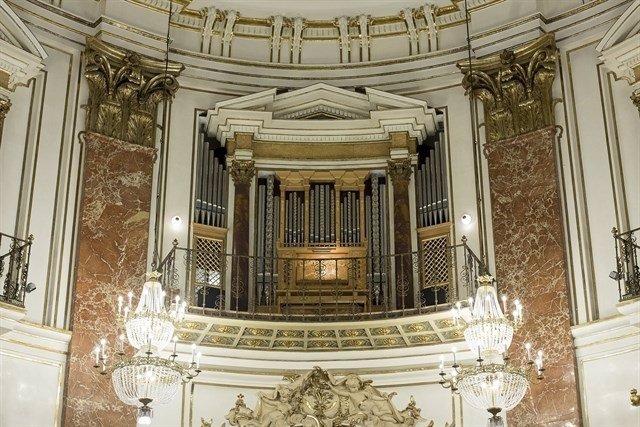 Imagen de archivo de la Basílica